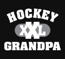 Hockey Grandpa by SportsT-Shirts