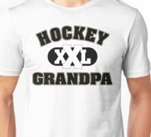 Hockey Grandpa Unisex T-Shirt