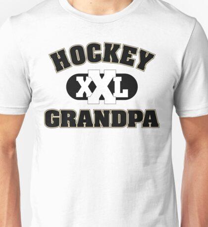Hockey Grandpa Unisex T-Shirt