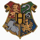Hogwarts Crest by UtherPendragon