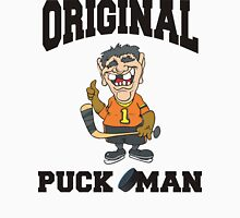 Hockey Puck Man Unisex T-Shirt