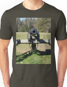 Civil War Cannon Ready For An Old School Whoopin Unisex T-Shirt