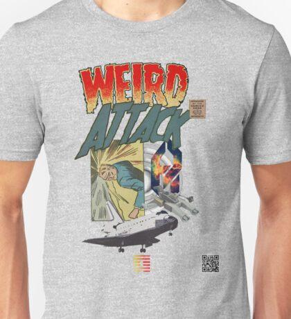 Weird Attack. Unisex T-Shirt