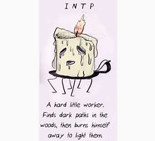 MBTI GHOSTS AND GHOULS - INTP CANDLE SPIRIT T-Shirt
