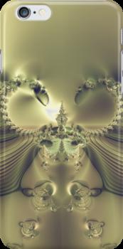 Metallic Flower by Vac1