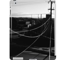 Wired In iPad Case/Skin