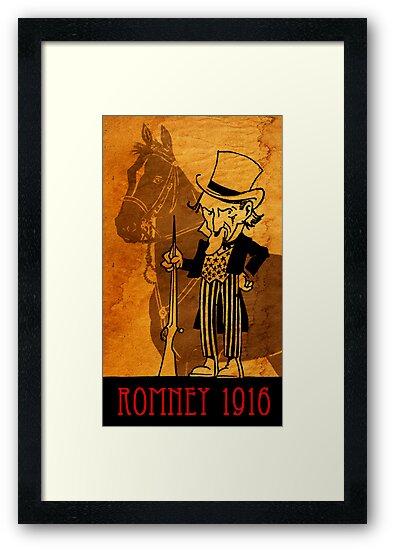 ROMNEY 1916 by Alex Preiss