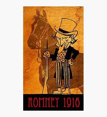 ROMNEY 1916 Photographic Print