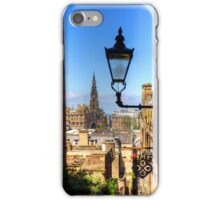 The view from Advocate's Close iPhone Case/Skin