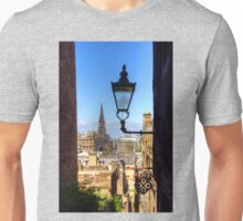 The view from Advocate's Close Unisex T-Shirt