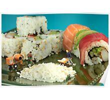 Making Sushi Poster