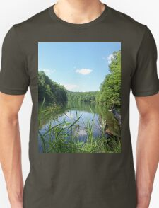 Wild and Wonderful Rustic Wilderness Lake T-Shirt