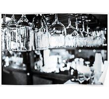 Bar Scene Poster