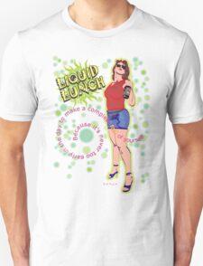 Liquid Lunch Unisex T-Shirt
