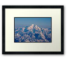 Himalayas Framed Print