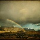 Irish Skies III by Sharon Johnstone