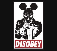 I Want You ! (disobey version) by Thomas Jarry