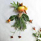 Autumn Sprite by Marianne C. Wille