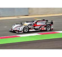 Audi Sport Team Joest No 2 Photographic Print