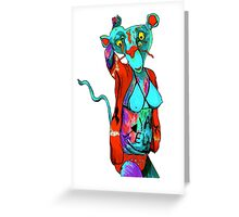 Paul Panfer! Greeting Card