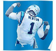 Cam Newton DAB Poster