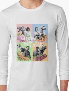 Woman Inherits the Earth (2) Long Sleeve T-Shirt