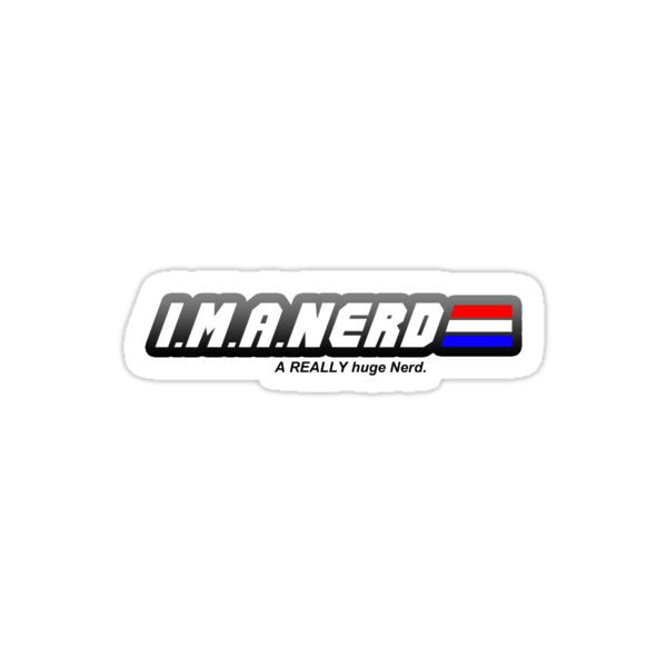 I.M.A. Nerd by gerrorism