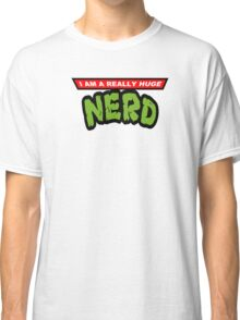 Teenage Mutant Nerdles Classic T-Shirt