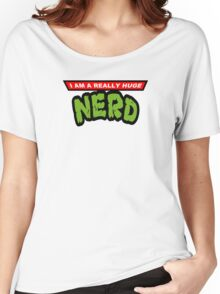 Teenage Mutant Nerdles Women's Relaxed Fit T-Shirt