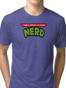 Teenage Mutant Nerdles Tri-blend T-Shirt