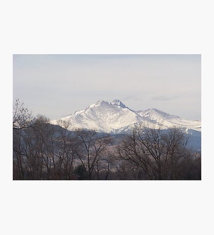 Fall on the Mountain Photographic Print