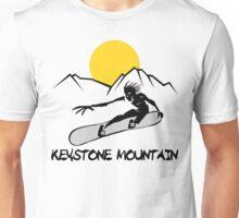 Keystone, Colorado Snowboarding Unisex T-Shirt