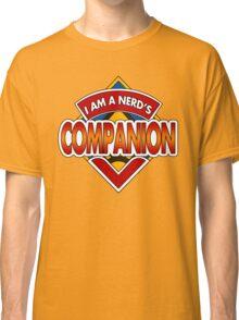 Dr Nerd's Companion Classic T-Shirt