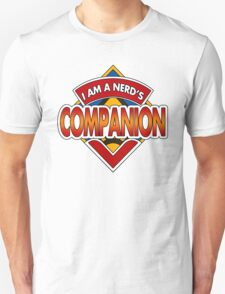 Dr Nerd's Companion T-Shirt