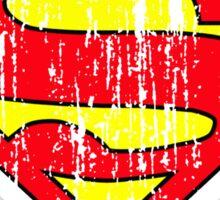 Superman Vintage Sticker