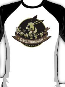 Eevolution Army T-Shirt