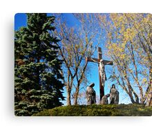 Memories of Golgotha Metal Print