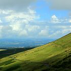 Hay Bluff, Hay-on-Wye by aledwards