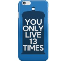 YOLO ISNT FOR EVERYONE iPhone Case/Skin
