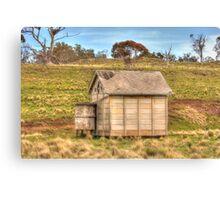 Holt's Flat Siding NEW SOUTH WALES AUSTRALIA  Canvas Print