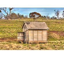 Holt's Flat Siding NEW SOUTH WALES AUSTRALIA  Photographic Print