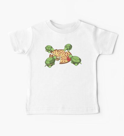Hungry Hungry Turtles Baby Tee