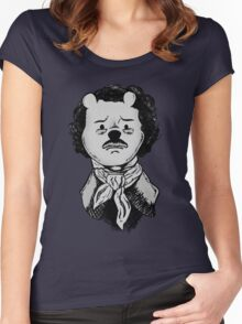 Winnie the Poe Women's Fitted Scoop T-Shirt