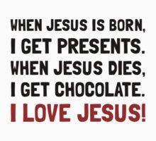 Love Jesus by AmazingMart