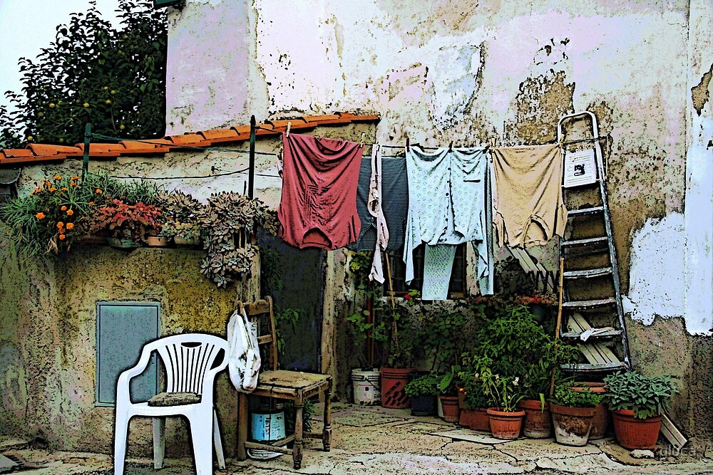 Drying on tuesday by gluca