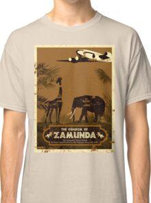 Visit Zamunda Classic T-Shirt