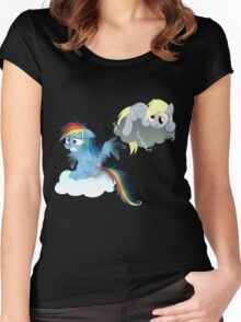 Derpy is Derp v2 Women's Fitted Scoop T-Shirt