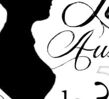 What would Jane Austen do ? Sticker