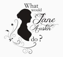 Jane Austen  by shyimg