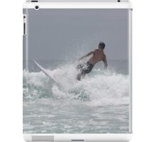 Surf All Conditions iPad Case/Skin